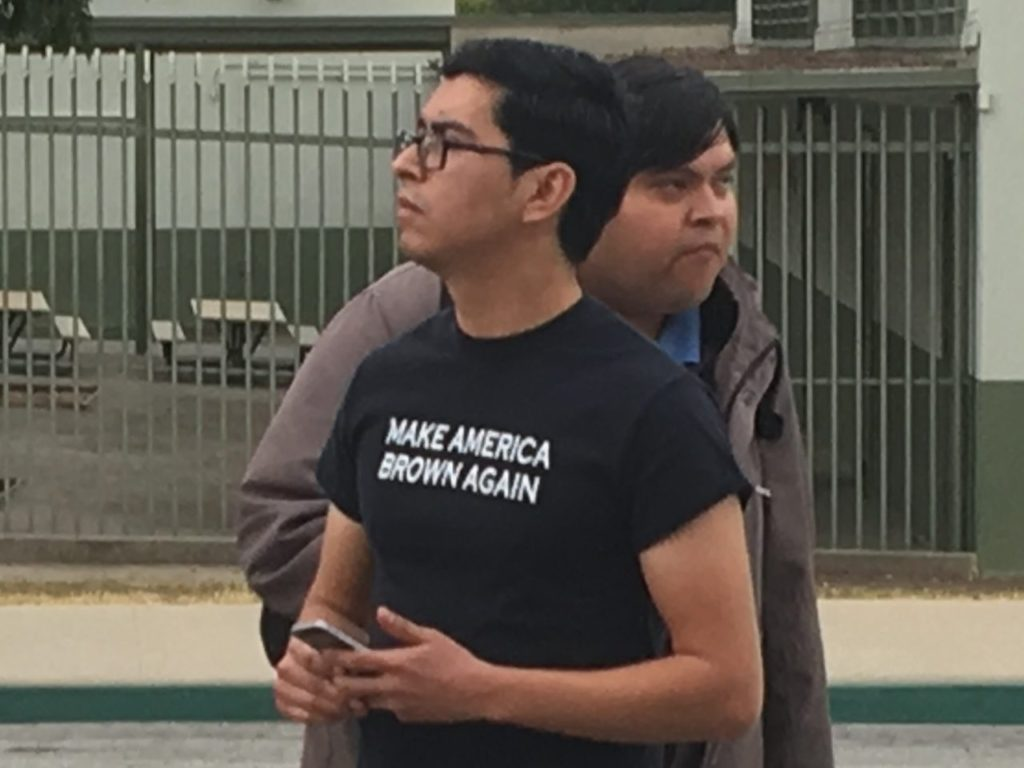 Make America Brown Again (Daniel Nussbaum / Breitbart News)