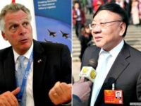 McCauliffe and Wang Wenliang
