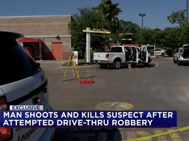Texan with Concealed Handgun Stops Armed Robbery