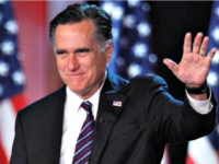 Mitt Romney Wave AP