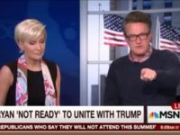 Scarborough: 'Trump Doesn't Need Paul Ryan'