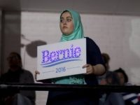 Bernie Sanders Carries Palestinian Cause into Democratic Fight