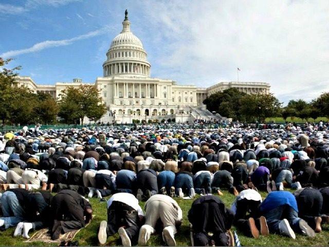 Muslims Pray at White House Evan Vucci AP Photo
