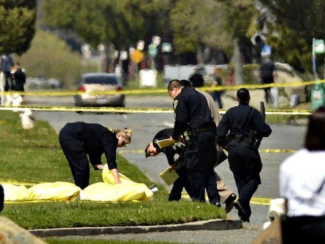 Oakland Crime AP Noah Berger