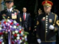 On Memorial Day, Obama Honors Three Americans Lost In Iraq