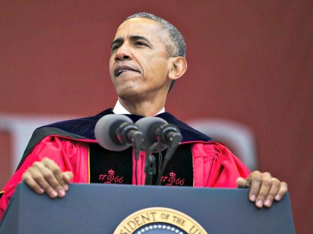Obama Rutgers Evan VucciAP