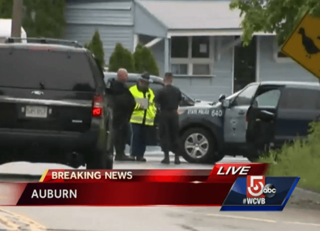 Police Officer shot and killed