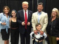 Sarah Palin Surprise in San Diego: Donald Trump's Supporters Aren't 'Stupid,' but Obama's 'Apology Lap' Is