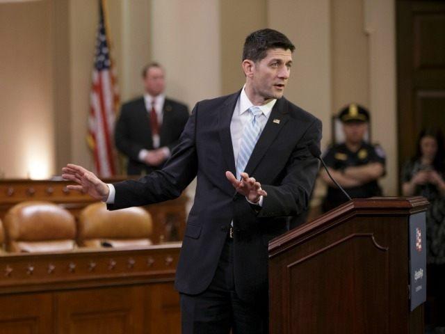 Paul Ryan Speaker AP