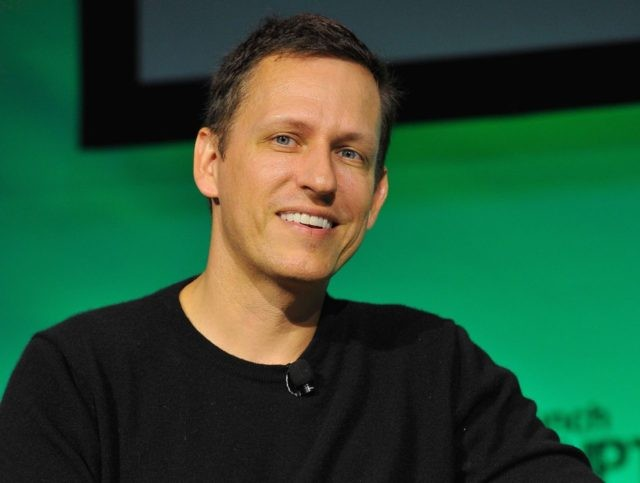 Peter Thiel (Steve Jennings / Getty)