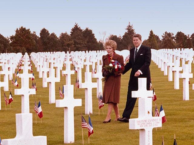 Reagan-Normandy-Cemetery-AP