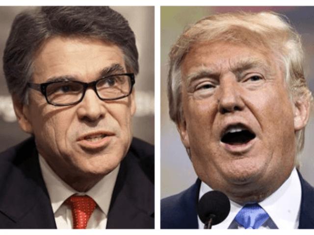 Rick Perry Endorses Donald Trump