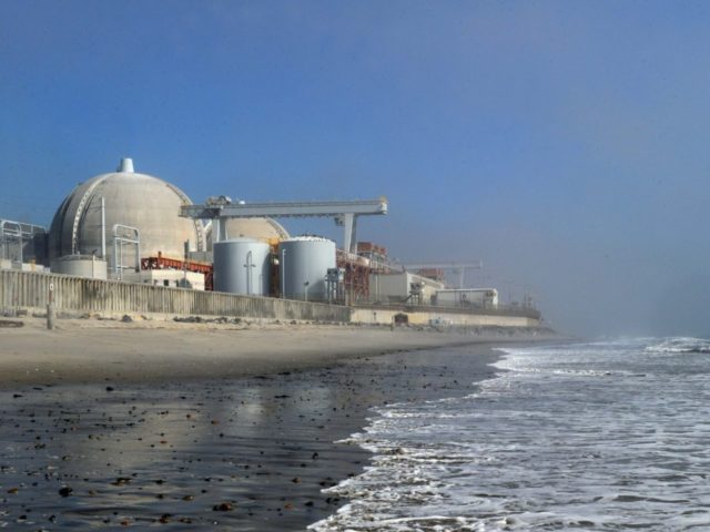 San Onofre plant (Mark Ralston / AFP / Getty)