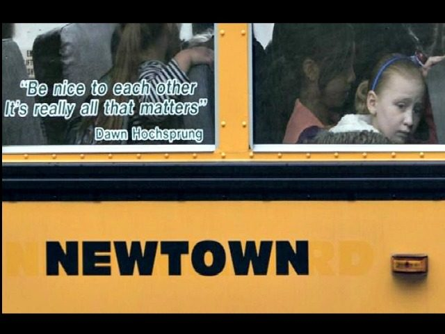Sandy Hook bus Dawn Hochstrum ADREES LATIFREUTERS