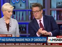 Scarborough Rips GOP Establishment: Have 'Wasted Billions' Over Last 20 Years on 'Losers' They Are More 'Comfortable With'