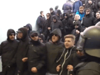 VIDEO: German 'Anti Fascists' Attack Police Instead Of Fascists
