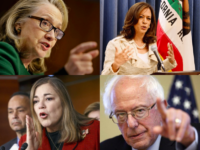 California Democratic primary (Wire services)