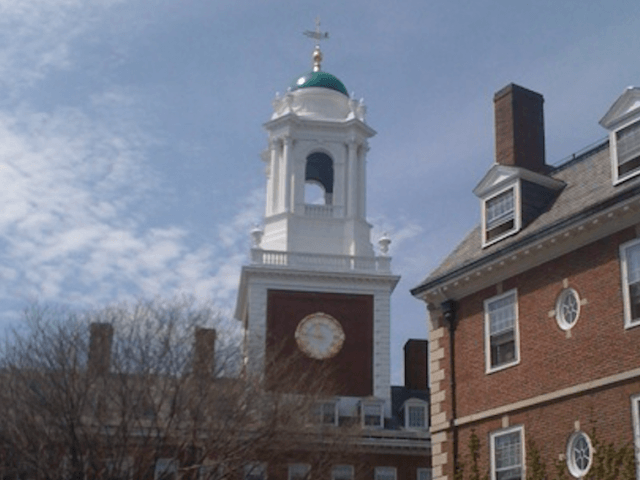 Eliot House at Harvard (Joel Pollak / Breitbart News)