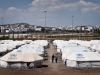 Greece Migrant Camp