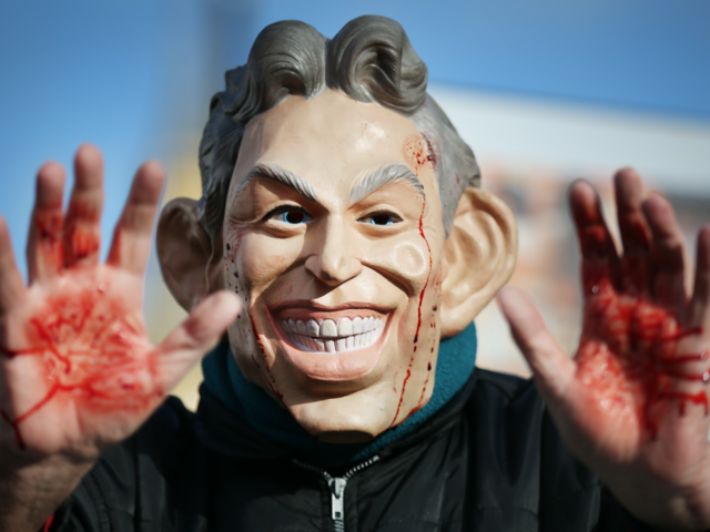 Tony Blair Iraq