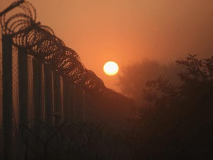 Hungary Border Fence