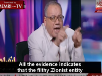 WATCH: Egyptian TV Commentator - Israel Blew Up EgyptAir Plane