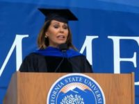 Latino Journalist Slams Donald Trump, in Spanish, Starts 'Race Riot,' in Commencement Speech