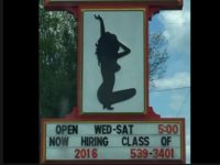 Residents Disgusted by Michigan Strip Club Hiring High School Graduates