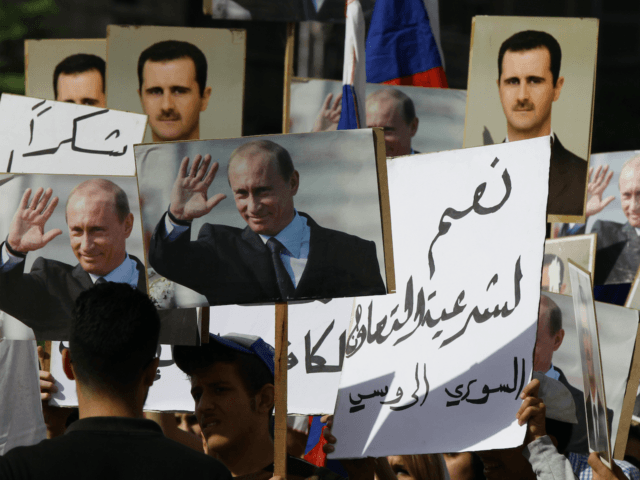 Putin Assad Syria Russia