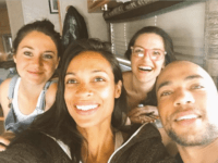 Celebs Take RV Road Trip to Campaign for Bernie Sanders