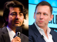 Nerd Fight! eBay vs. PayPal as Omidyar Backs Gawker, Thiel Backs Hogan