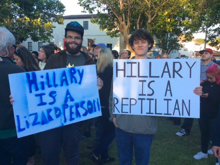 Bernie Sanders supporters (Adelle Nazarian / Breitbart News)