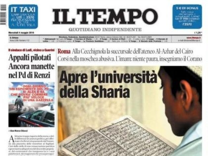 First Islamic Sharia University Opens in Rome