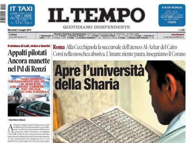 rome sharia
