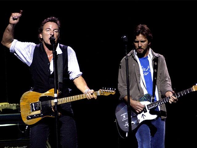 Springsteen Vedder