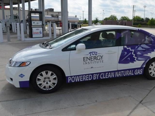 Clean Burning Natural Gas - TCU Energy Institute