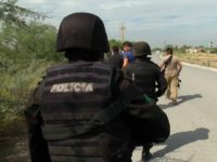 GRAPHIC — Human Head Found in Mexican Border State Walmart Cart