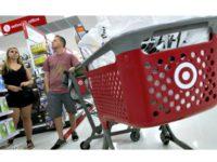 Target shoppers AP