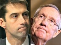 Floor Fight: Tom Cotton Blasts 'Cancerous' Harry Reid's 'Bitter, Vulgar, Incoherent Ramblings'