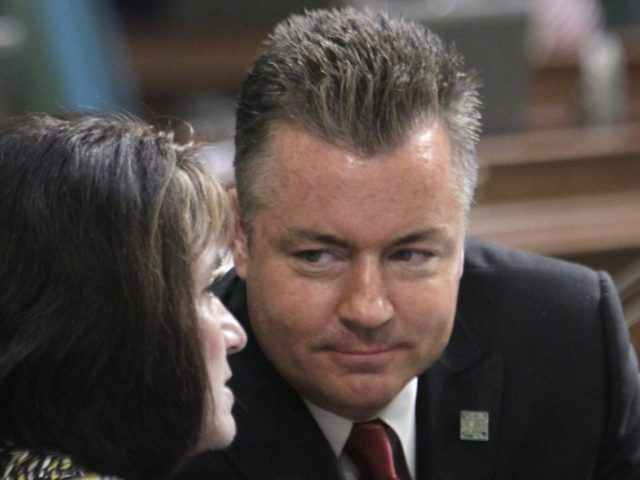 Travis Allen (Rich Pedroncelli : Associated Press)