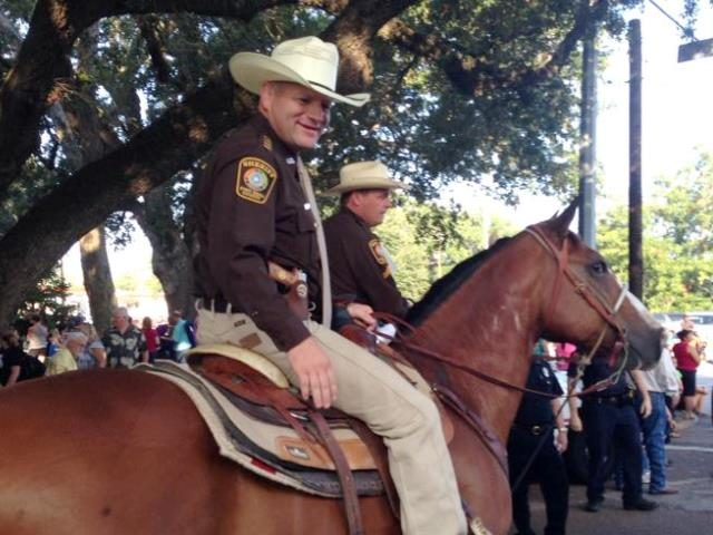 Texas Sheriff Troy Nehls