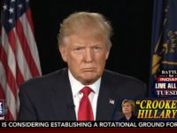 Trump: Hillary's 'Off the Reservation' Comment 'Very Derogatory' To Men