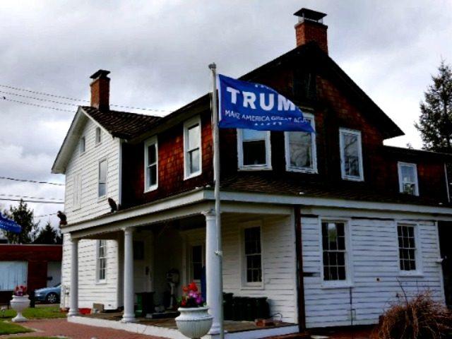 Trump Flag NJ