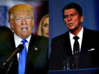 Trump-Reagan-Getty