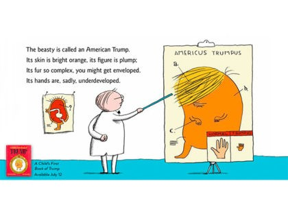 TrumpBook