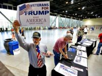 Vets for Trump AP  Ted S. Warren