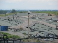 West Lake Landfill near St. Louis, Missouri July, 2014
