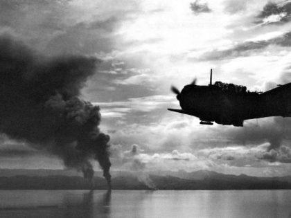 World War II aircraft attack on Japan AP