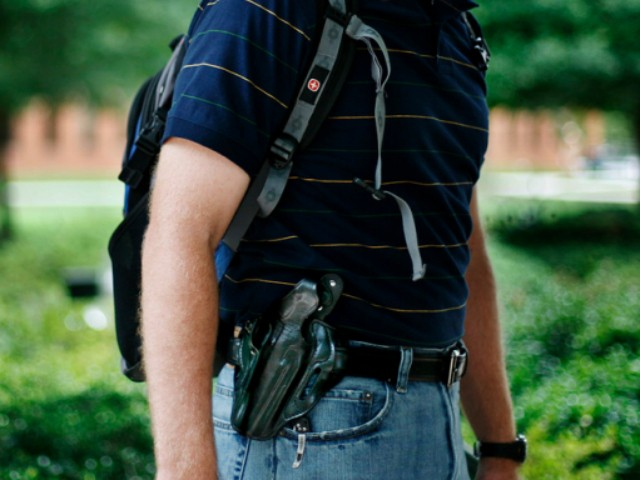 Kobach: KS Legislature Votes to Reduce the Age for Concealed Carry