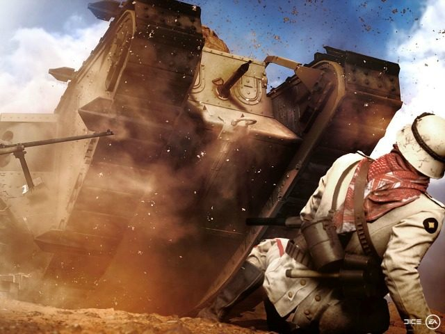 battlefield1-tank